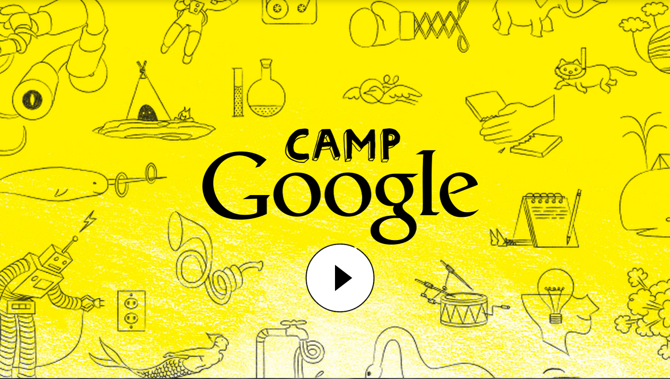 Science Camp with Google