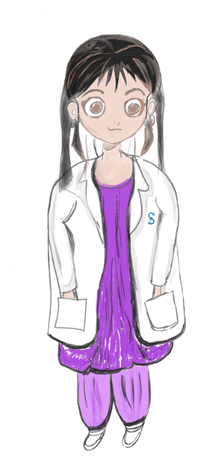 Gul Rukh and Her Science Adventures